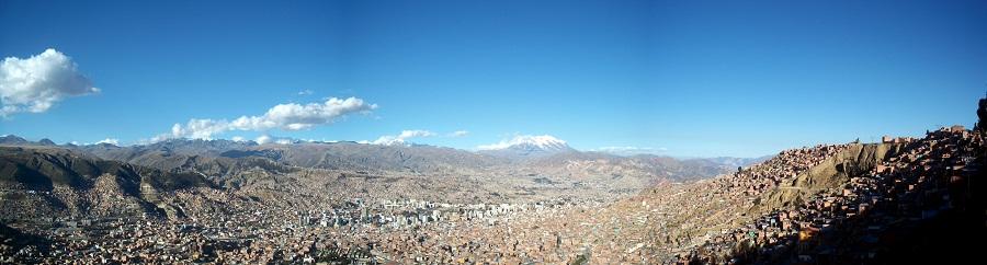 Cholita Wrestling! …oh and La Paz