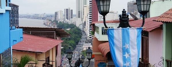 Iguanas, Boardwalks and Lighthouses: Guayaquil, Ecuador