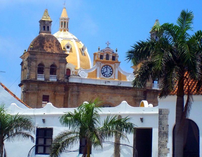 Cartagena: Touring Colombia's Walled Caribbean City