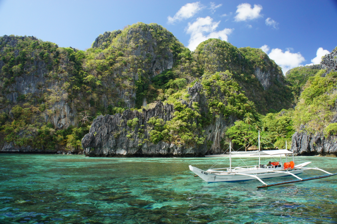 A Beach Lover's Nirvana, El Nido, Philippines