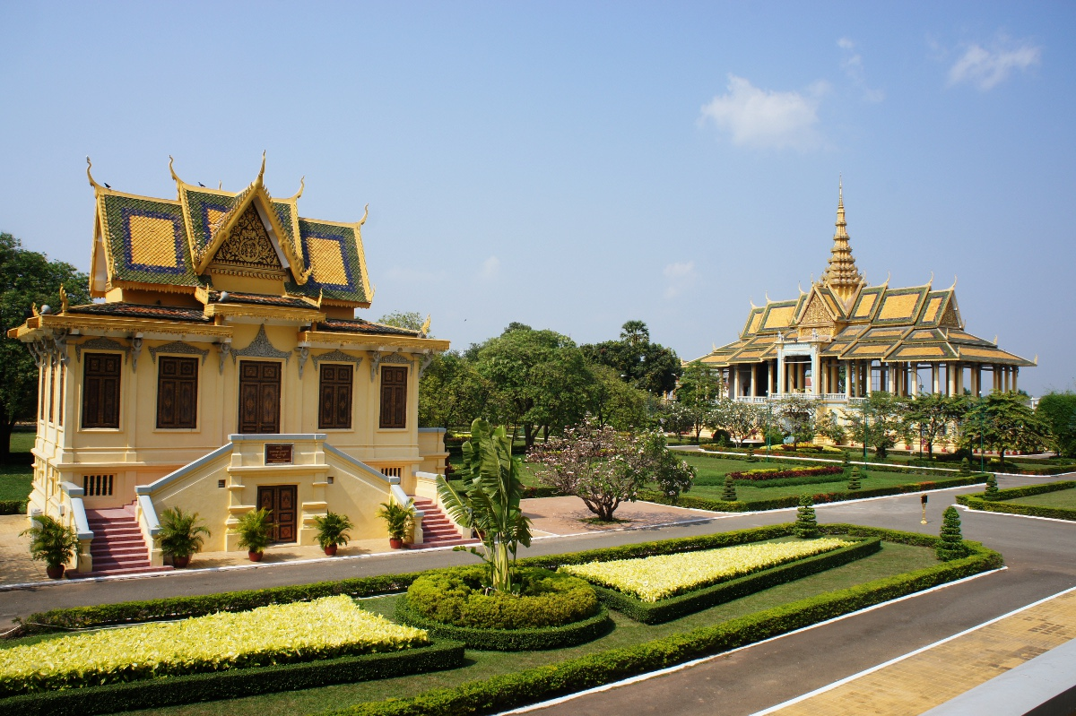 Pol Pot, Pagodas, and Palaces in Phnom Penh
