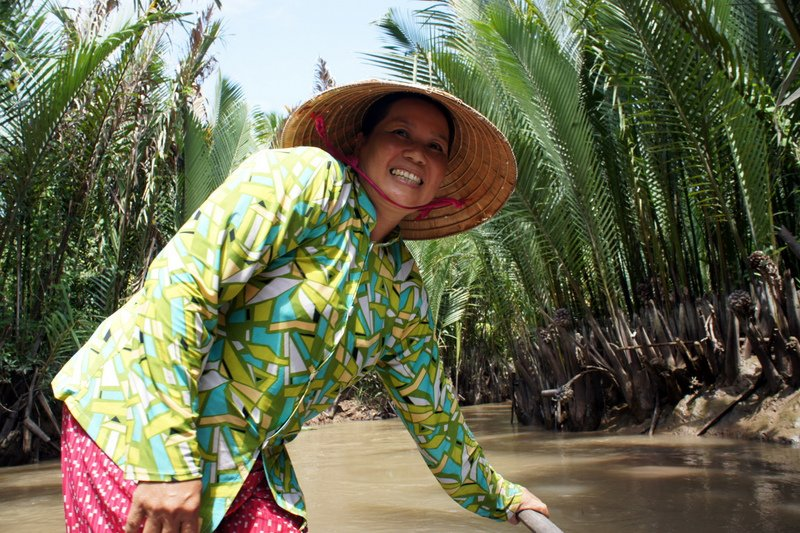 A crash course in Vietnamese culture on the Mekong.
