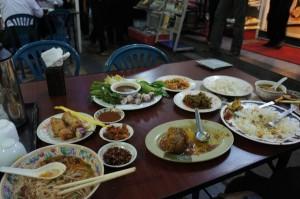 our burmese feast