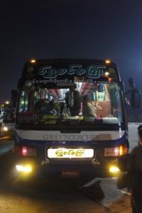 burma bus